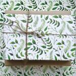 Foliage Gift Wrap