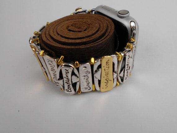 Apple Watch 5 series  Band, 40 44 42 38 mm Apple Watch Band, Women's Apple Watch Band, Silver Apple Watch Band,Apple Watch Band Jewelry