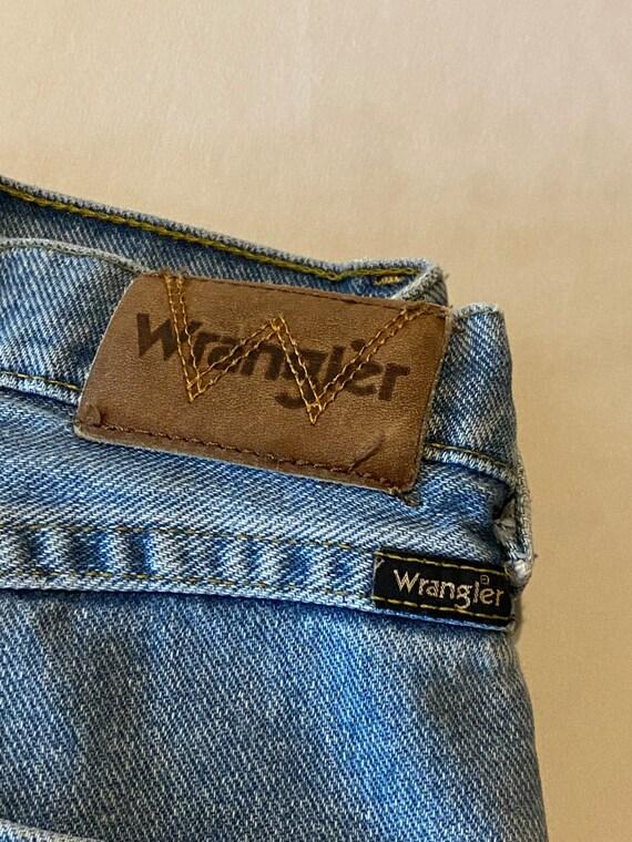 Wrangler jeans - image 7