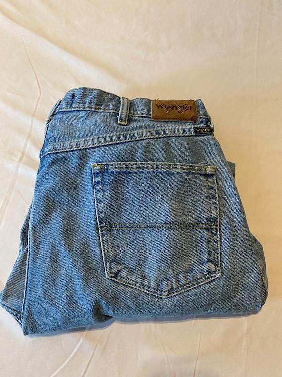 Wrangler jeans - image 2