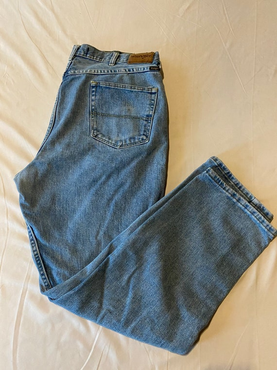 Wrangler jeans - image 8