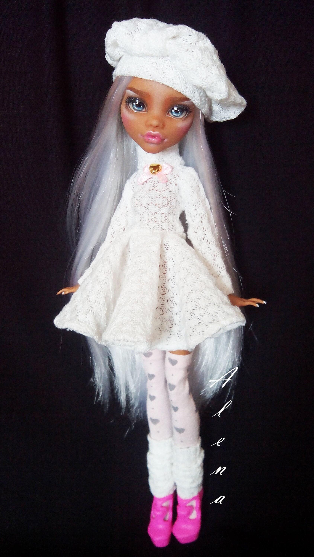 OOAK doll Monster High Clawdeen Wolf