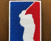 Embroidered Morale Patch: Major League Jodan