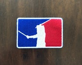Embroidered Morale Patch: Major League Nito