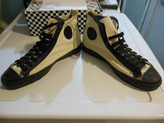 Converse All Star's Anniversary Men's Size 12 Made