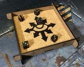 Black Legion Themed Table...