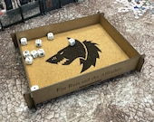 Large Space Wolves Themed...