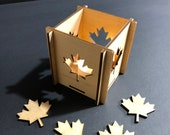 Canadian Maple Leaf Tea L...