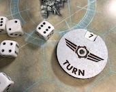 WH AI Air War Turn Tracker Set