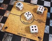 Warhammer Stats Tracker Pad Set