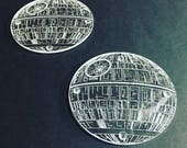 Death Star Inspired Coast...