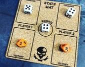 Warhammer Stats Tracker Mat Set