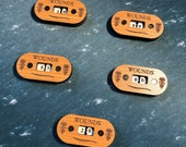 Idoneth Deepkin Themed Wound Dial/Tracker Packs