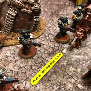 Tau 6 Battle Gauge Accessory Set