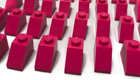 Lego Dark Pink Slope 1x2 20 pieces NEW!!!