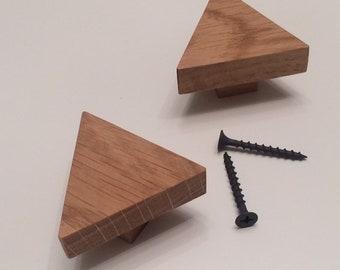 Moebelknopf Holz Etsy