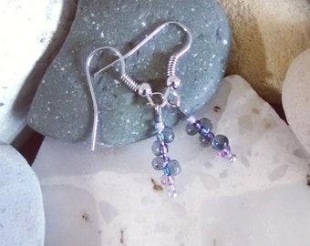 Pin Droplet earrings