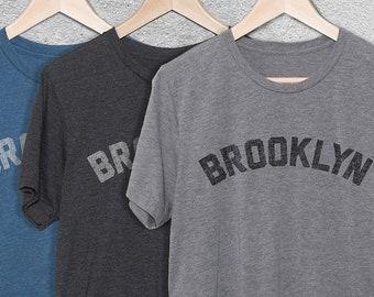 d46e00538 Brooklyn Retro Shirt - Vintage Graphic Tee - Brooklyn t-shirts - Brooklyn  Graphic Tees for Women & Men - Workout shirts - Brooklyn Tee