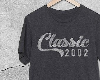 Classic 2002 T Shirt