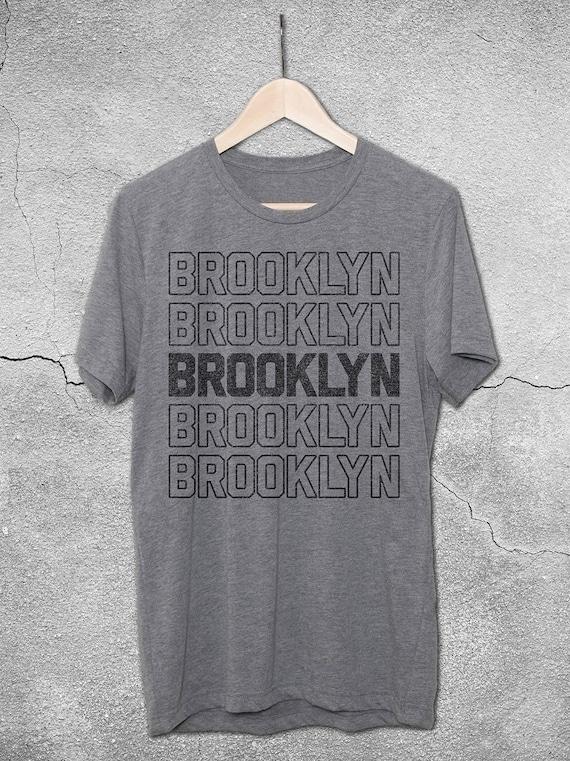 Brooklyn Retro Shirt Vintage Graphic Tees Brooklyn  946a6a3a502
