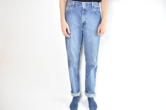 Vintage Blue Levis 550 Denim Jeans
