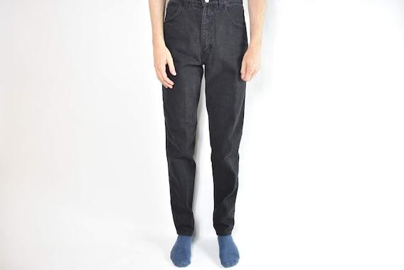 Vintage Black GAP High Waisted Mom Jeans
