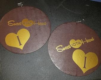 Iota Sweetheart Earrings