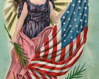 USA Garden Flag 3' x 5' God Bless America, Memorial Day, Liberty, 4th of July US