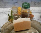 Lightly Scented Pumpkin Pie Soap