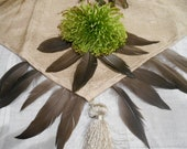"4-6"" Gray Feather"