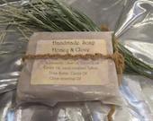 Hand Made Honey & Clove Soap