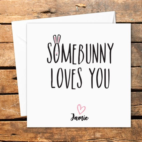 Funny Card,Easter Chicken Card,Gift for Him Her Husband Wife Happy Easter Card Gifts,Personalised Card,Naughty Sex Card,Painted Bunny Art