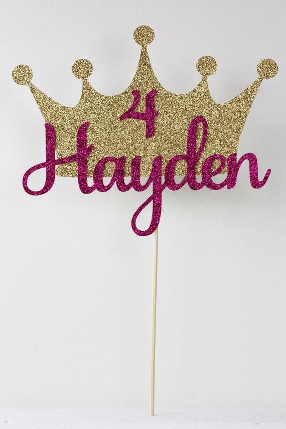 Numero di Ragazze Personalizzato E Corona Compleanno con Strass Bling T SHIRT regalo!!!