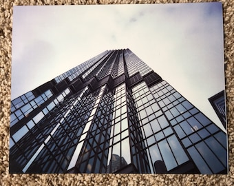 Photograph of a building in Minneapolis
