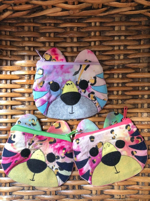 Nebula Kitty Bags
