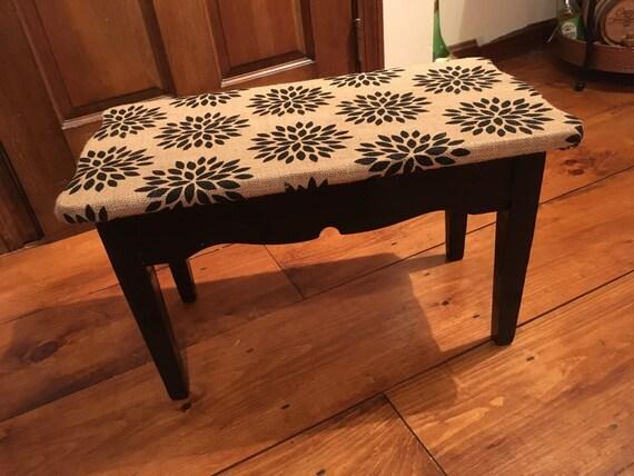 Bench/stool   Etsy