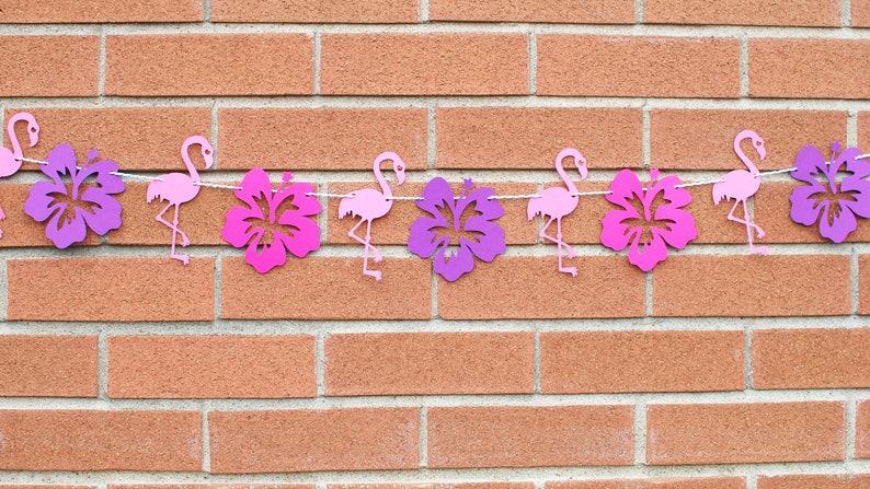 Happy Birthday 1st Hawaii Party Decorations