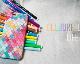 """Case for Iphone 6 / 6s """"colourful life"""""""