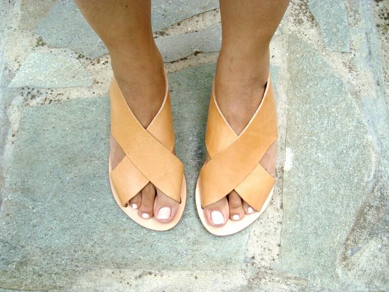 Sandalen aus Leder, griechische Sandalen, antike griechische Sandalen, Damen Sandalen, griechische Ledersandalen, Sandalen, Persefoni