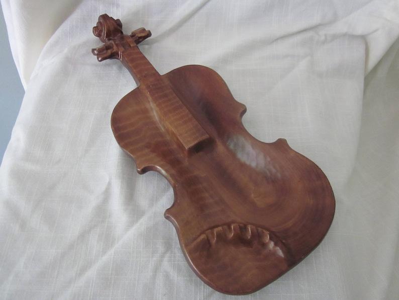 Pottery Violin Ceramic Violin Van Nuys CA Lane  /& Co