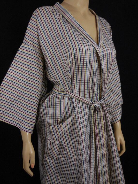 f10c9c47d4 Vintage Christian Dior Men s Robe Kimona Sleeves Unisex