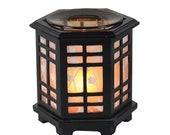 Electric Wax Warmer - Tart Warmer - Candle Warmer - Electric Candle Wax Burner - Coo Candles Grand Gazebo Lamp