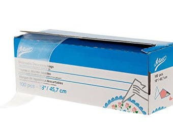 "Ateco Disposable Bags 18""/ Roll of 100"