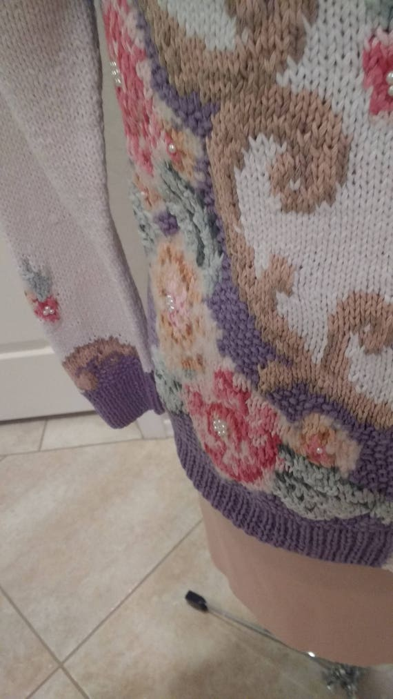 Embroidered Sweater  FreeShipping - image 5