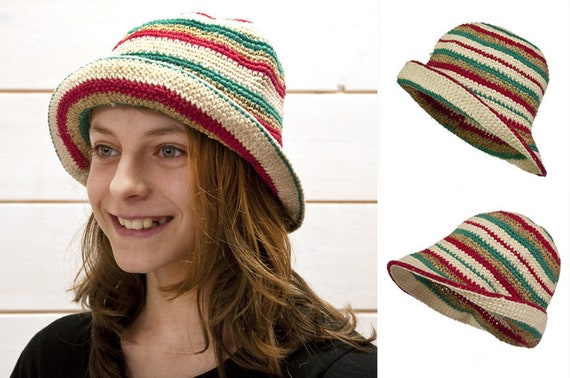 Glockenhut aus Baumwolle für Kinder Erwachsene | Etsy
