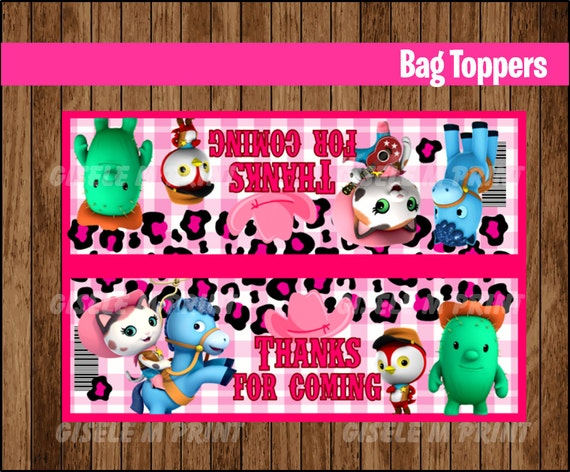 graphic about Sheriff Callie Printable named Sheriff Callies Wild West Luggage, Printable Sheriff Callie Luggage toppers, Sheriff Callie social gathering deal with baggage quick down load
