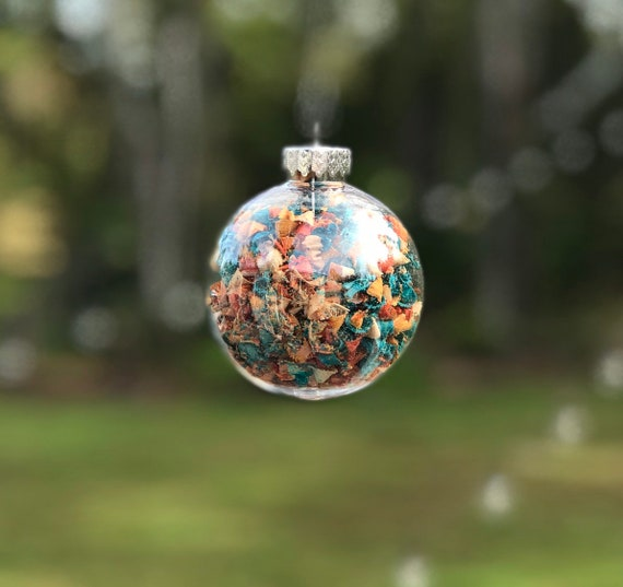 Recycled Skateboard Christmas Tree Ornaments