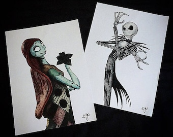 Combo Deal! Jack & Sally Bundle