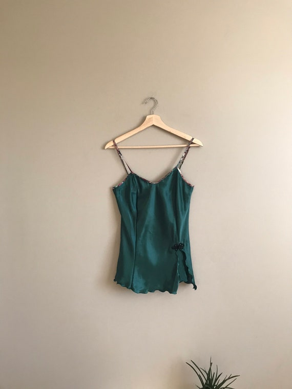 Vintage Camisole and Shorts Set