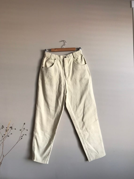 Vintage Deadstock High Waisted Mom Jeans